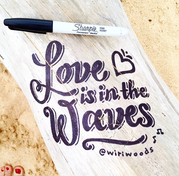 Love is in the Waves