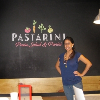 Chalkboard Pastarini