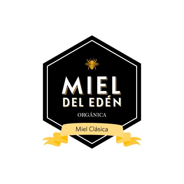 Miel del Eden Logo