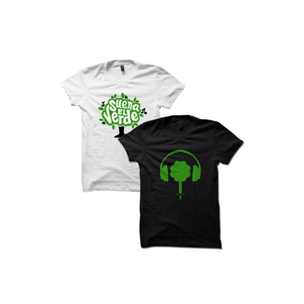 Suena el Verde Tshirts